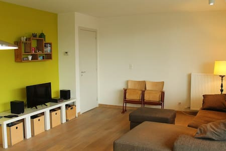Spacious apartment nearby Leuven - Herent - Daire