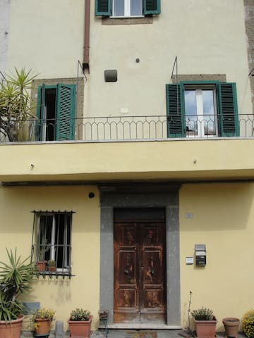 Farnese in Maremma: townhouse rent