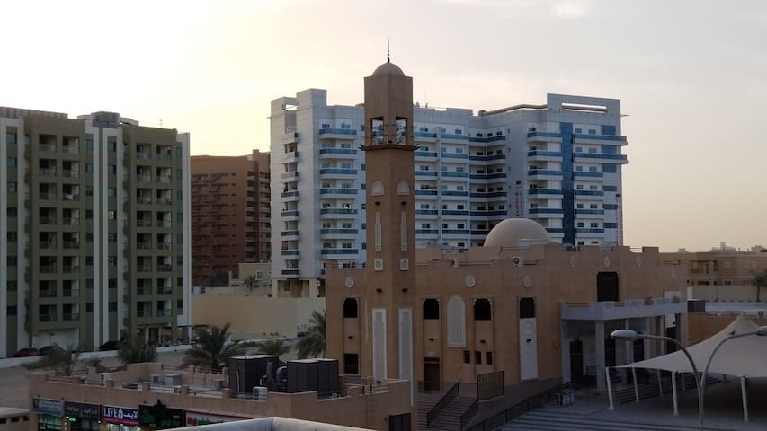 Dubai Silicon Oasis full 1BHK private Apartment