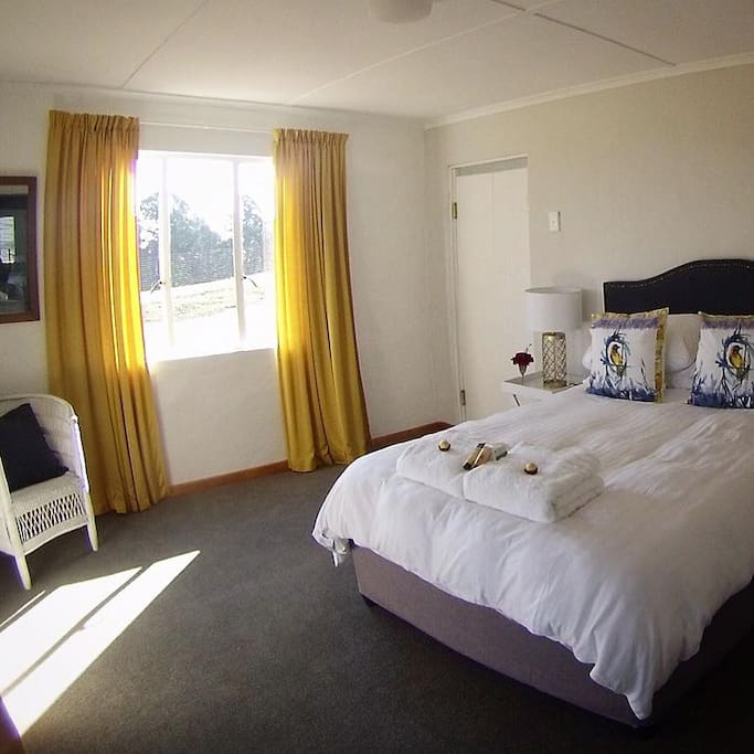 The Gold double room