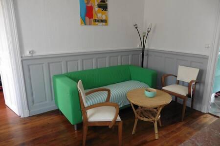 60's corner - Moulins - 公寓