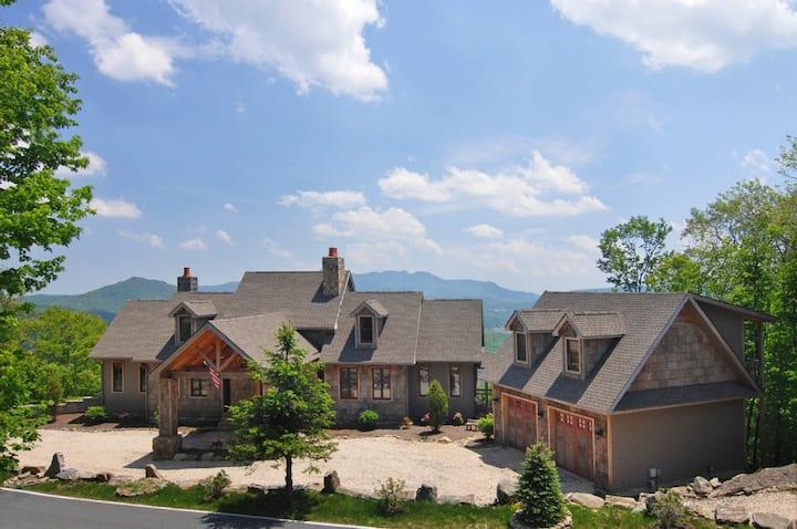 Multi-million Dollar Designer Mountain Estate