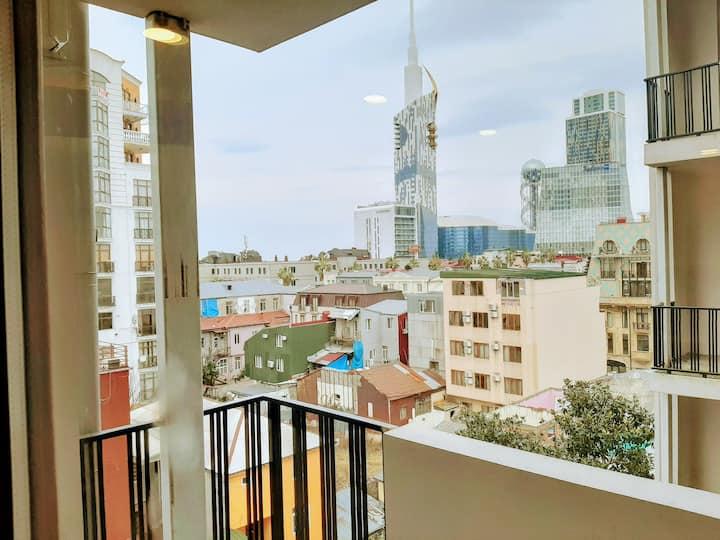 Apartment Zoia (варианты 3 квартир на одном этаже)