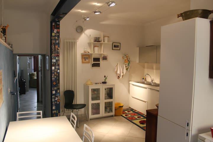 One bedroom Apartment between Pisa and Lucca