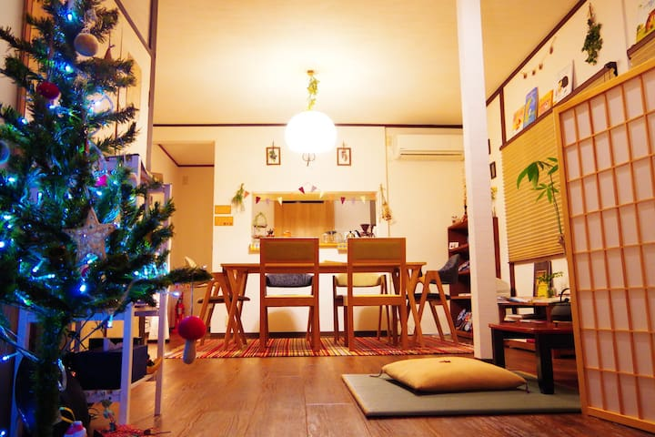 Best Location Comfort Lodge in Osaka