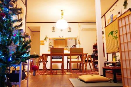 **DEEP OSAKA** Comfy 3BR House w/JP Breakfast - Osaka
