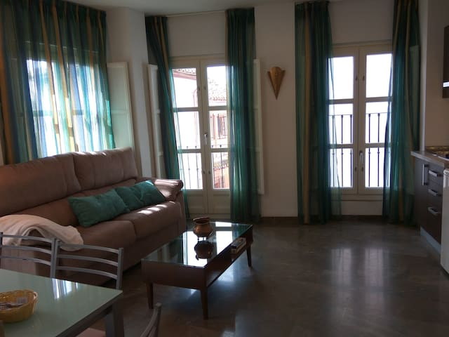Apartamento zona Bajo Albaycin - Granada - Flat