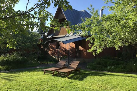 Country House with Sauna in Ivanteevka