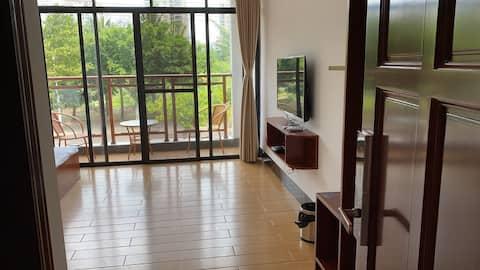 同庆公寓— 酒店式公寓 位置极佳 二线海景房