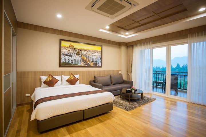 Romantic Residence- Khaoyai ( 50 sq.m. studio)