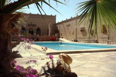 Kasbah alle porte del deserto - Rissani - Penzion (B&B)