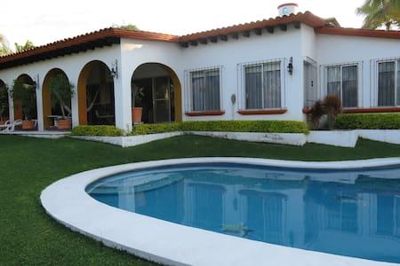 Casa Villa Ana María - Alpuyeca