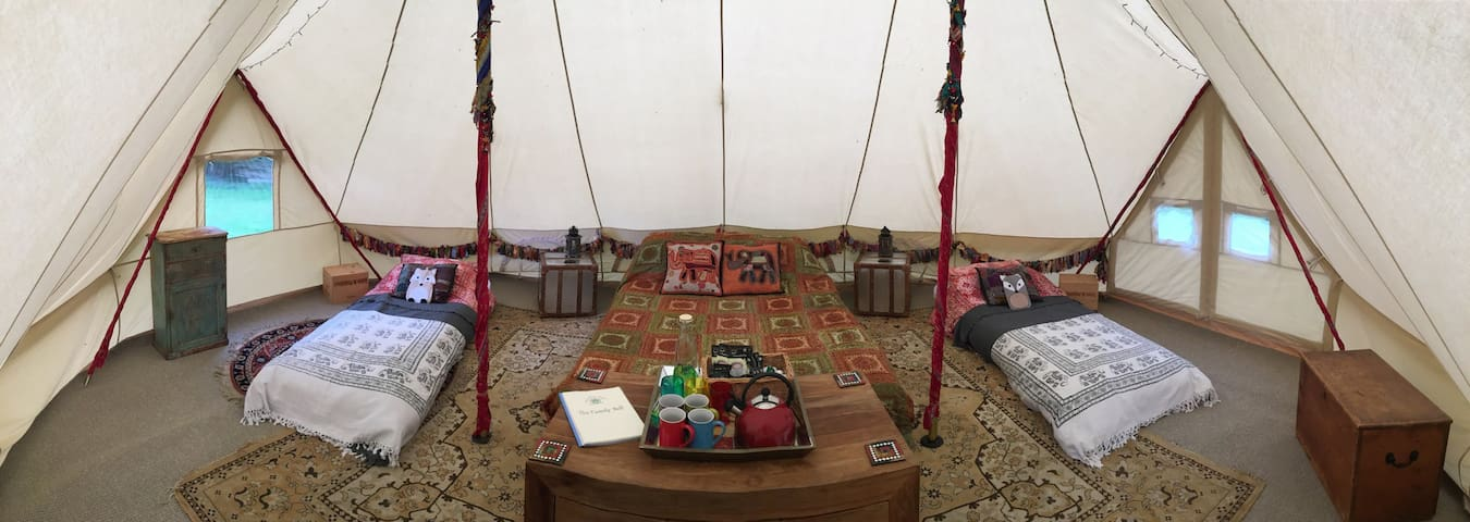 Family Emperor Bell Tent