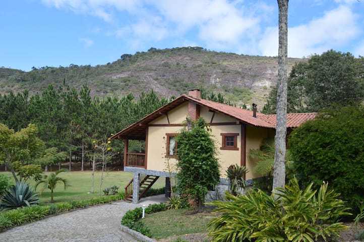 Beautiful house in Pedra Azul!! - Domingos Martins - House