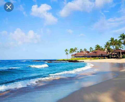 Poipu Estate: Walk to beach, Sleeps 8-16, AC, Pool