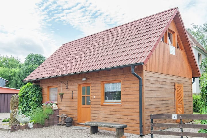Holiday Home in Gehren with Terrace, Balcony, Heating, BBQ