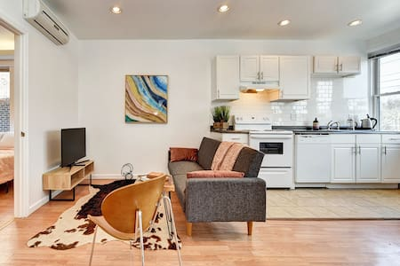 Remodeled Squirrel Hill Apartment