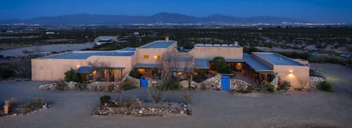 Casa de Suenos nr El Paso Kokopelli