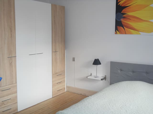 Roomy and stylish apartment central in Aarhus - Aarhus - Leilighet