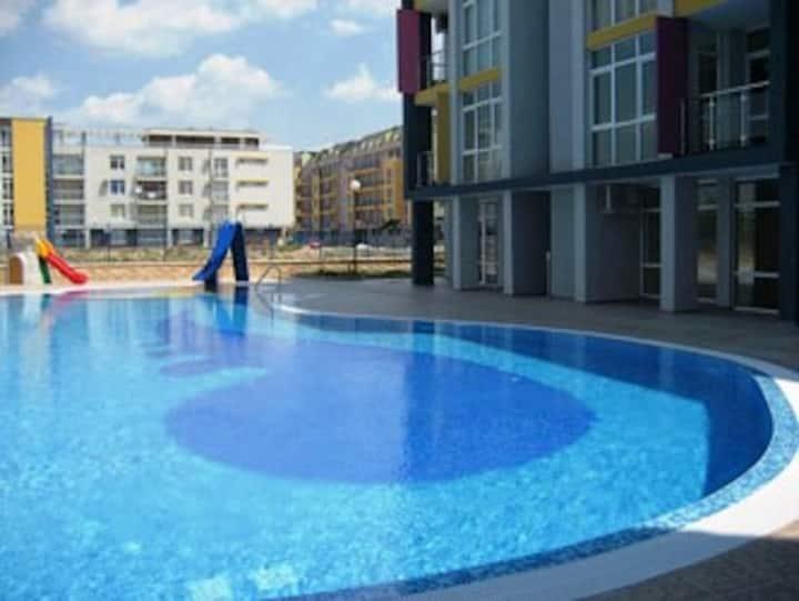 Sun City Apartment Sunny Beach