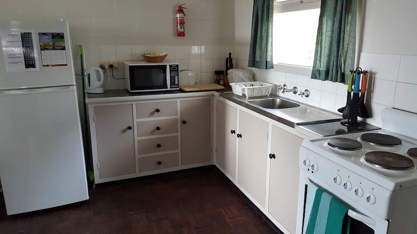 Karl's Sanctuary - kitchen