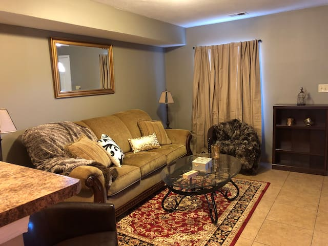 2 bedroom Carbondale apartment