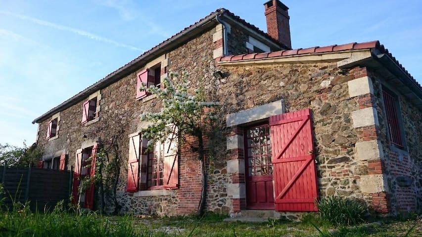 Le gîte du Clos des Forges (20 min du Puy du Fou)