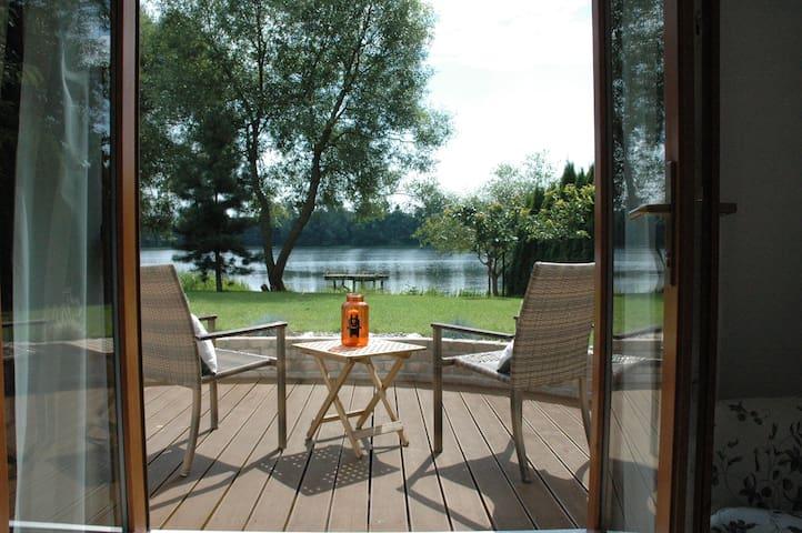 Apartament nad jeziorem ( 2 pokoje, 4 osoby)