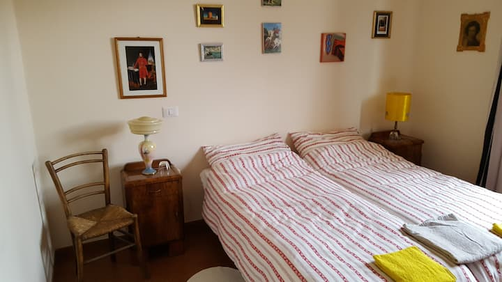 B&B ,chilly rooms near Cortona/Lago Trasimeno