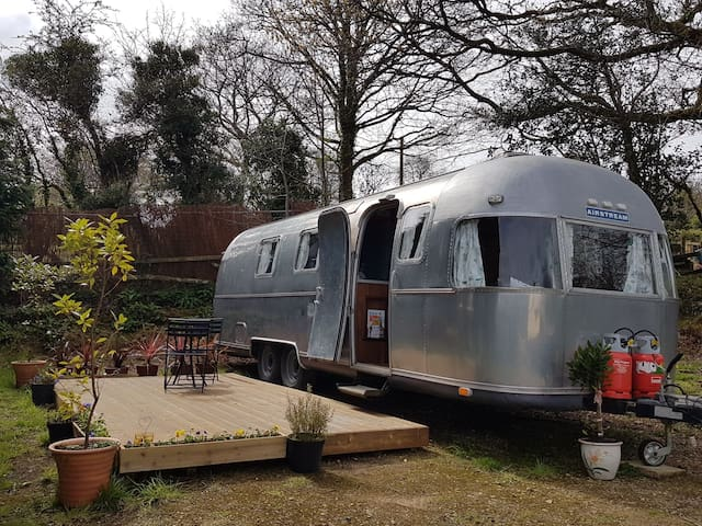 Luxurious restored Argossy Airstream - Gunnislake  - Autocaravana