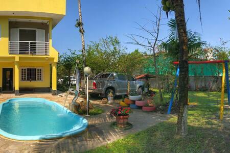 Casa de praia em Bertioga