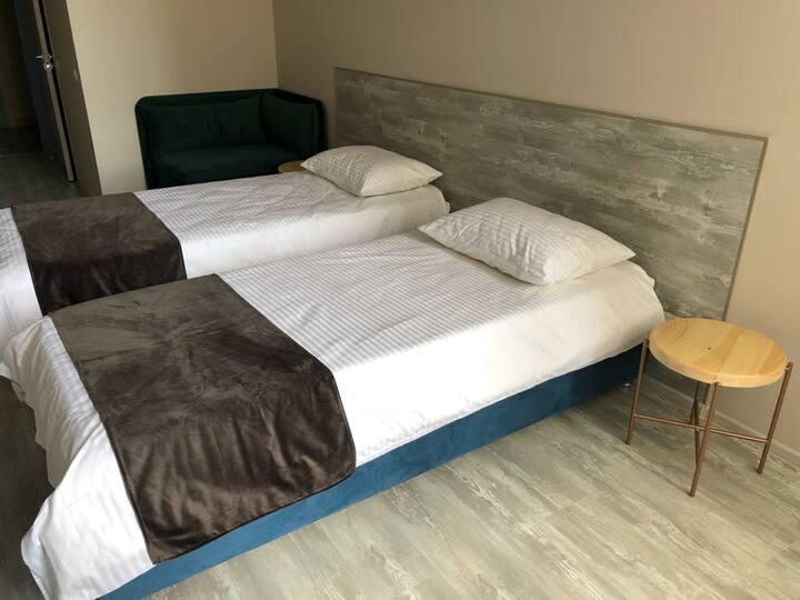 7 rooms hotel - Полулюкс