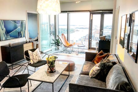 1st booking sale!SEAVIEW@26th flr Helsinki Central