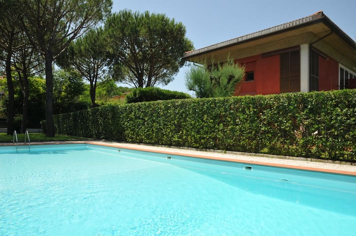 Luxury villa with pool 300 m from the beaches - マッサ - 別荘