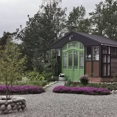 Peaceful Orangery by the Oslofjord