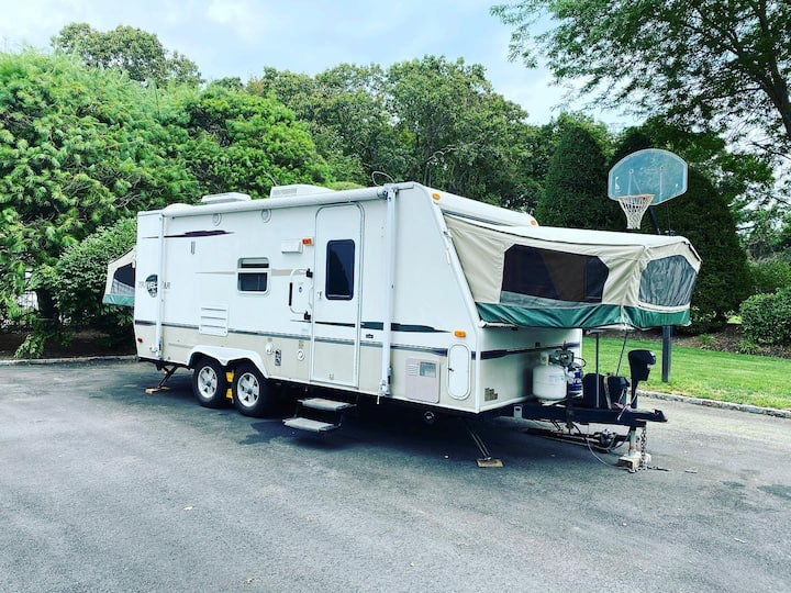 Rent our camper!