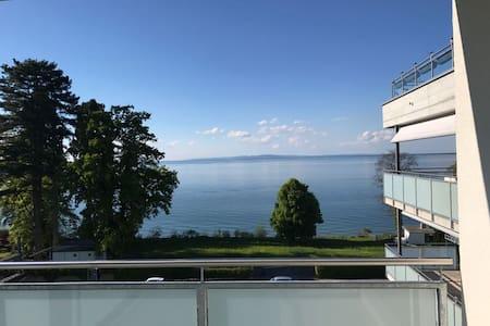 FlatDeSea.... Traumhafte Wohnung mit Bodenseeblick