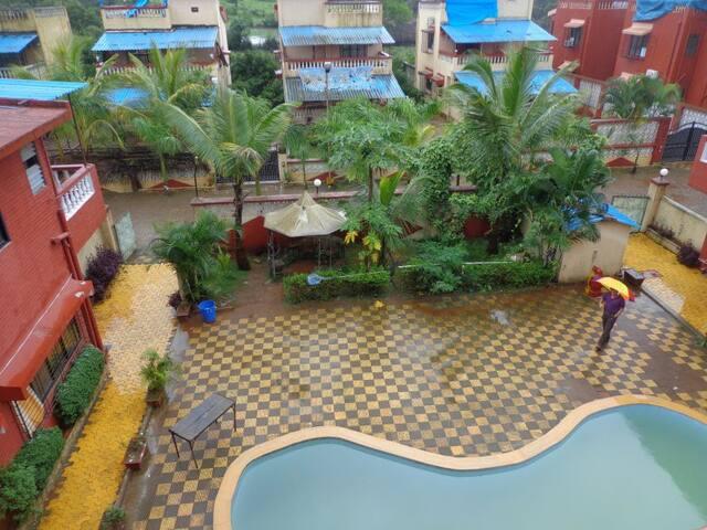 3BHK Pool Villa - Lonavala - Villa