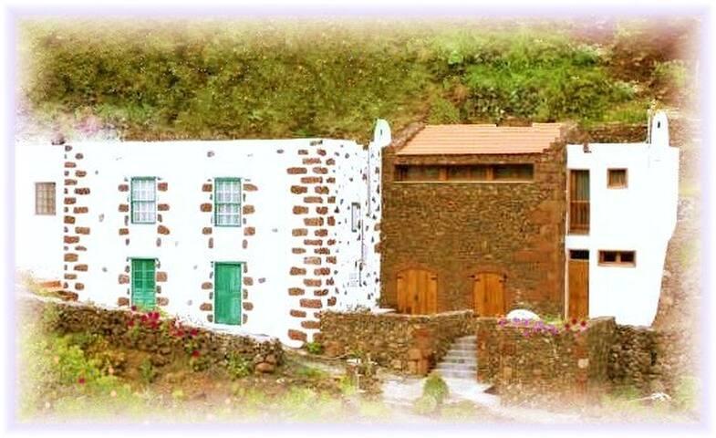 Casa rural en el Hierro - Villa de Valverde - Haus