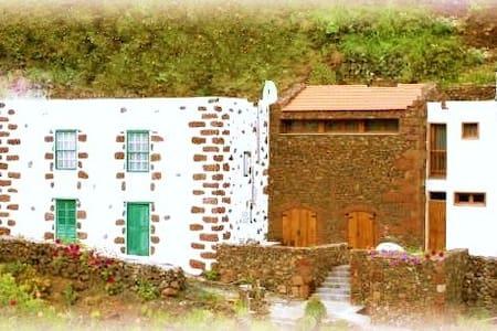 Casa rural en el Hierro - Villa de Valverde - 独立屋