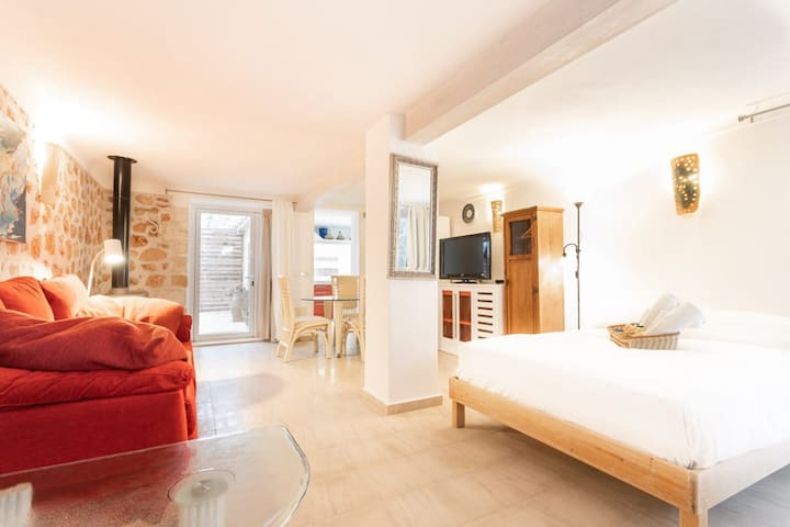 Countryside Retreat in Nice Studio, Formentera | P