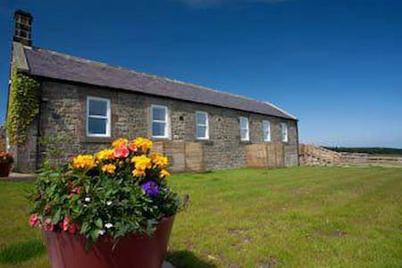 Outlook Cottage, Northumberland, up to 4 guests