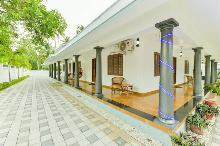 Equipped Home-stay Setup Resort,Kerala