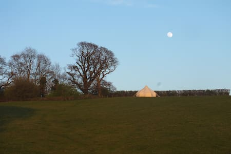 Glamping at Egypt House Farm (2)