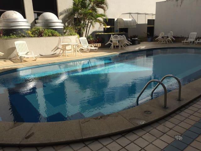 Apart Hotel The Plaza - Ondina/Salvador-bahia