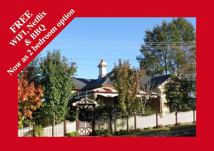 Burnie Brae - Traditional Mountain Home 2 Bedrooms