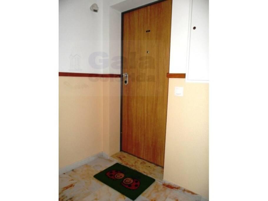 Porta do Apartamento