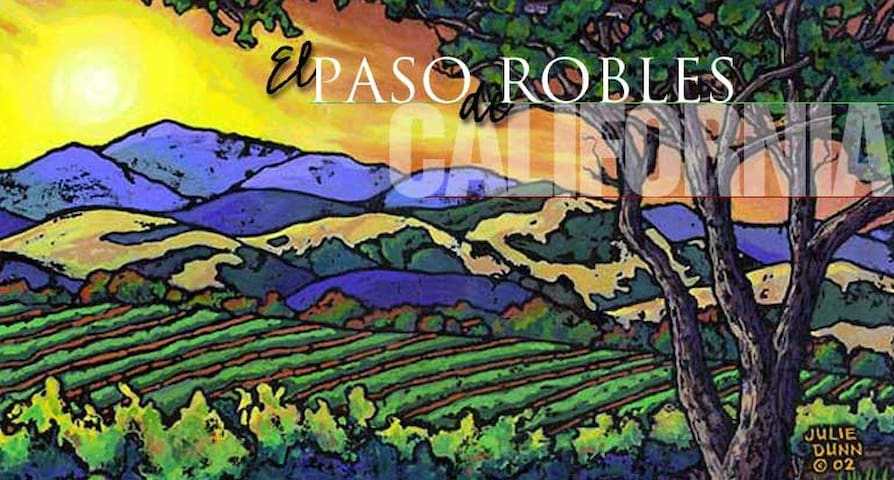 Guidebook for Paso Robles