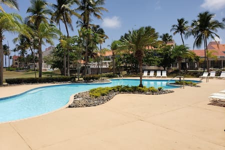 The golf and beach paradise at palmas doradas.