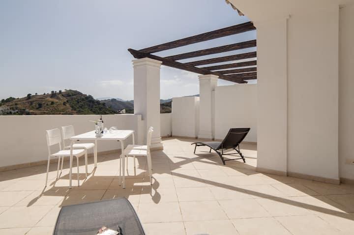 Atico duplex Marbella